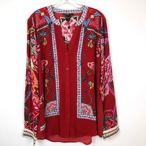 Desigual Patch Foulard Shirt